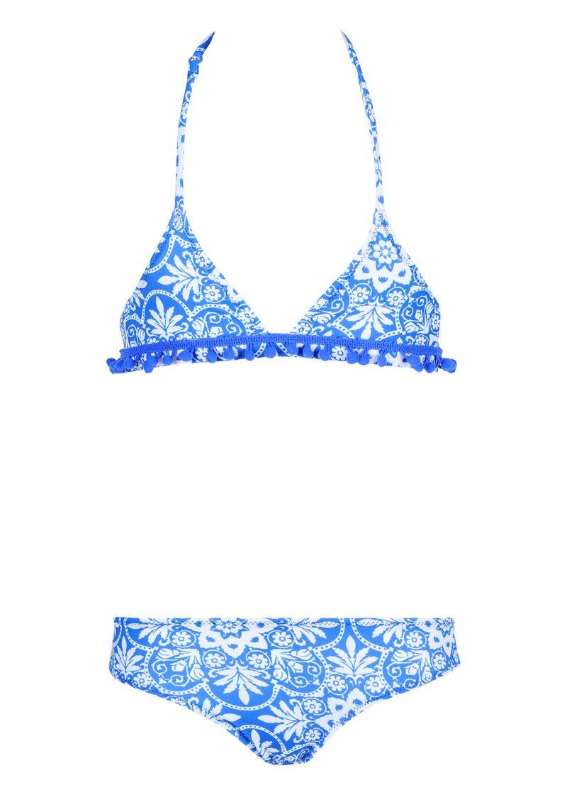 8ceb2eeaa16 Bikini με Τρίγωνο Σουτιέν χώρις ενίσχυση και μπανέλες
