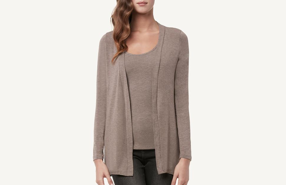 sale retailer aa7ed 06921 Viscose and Cashmere Open Cardigan - Intimissimi
